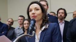 Bloc: Martine Ouellet élue par acclamation le 18