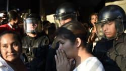 グアテマラの児童養護施設で火災、10代少女ら31人が死亡 性的暴行や人身売買の被害者