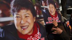 La présidente sud-coréenne congédiée par la