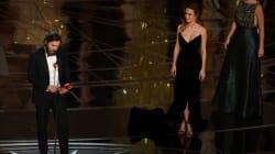 La reazione di Brie Larson all'Oscar di Casey Affleck
