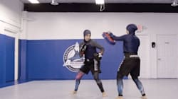 These Sisters Are Fighting Islamophobia By Training In