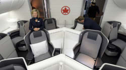 Air Canada Now Lets Customers Bid For A Fancier