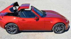 Premier contact Mazda MX-5 RF 2017: mieux qu'une