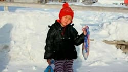 4-Year-Old Hikes 3 Hours In Siberian Forest To Help Dying