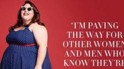 Chrissy Metz est magnifique en pin-up pour le Harper's