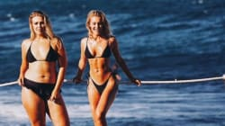 Ces deux modèles aux corps différents vont vous