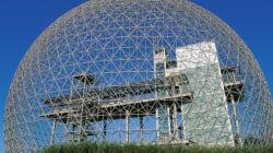 50 ans d'Expo 67: le pavillon américain, merveille