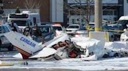 1 Dead After Small Planes Collide Over Quebec Shopping