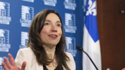 Martine Ouellet To Head Bloc