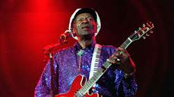 Le dernier album studio de Chuck Berry paraîtra en