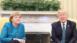 Le porte-parole de Trump revient sur la polémique de la poignée de main avec