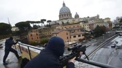 Anniversario Trattati di Roma, 100 telecamere in più per