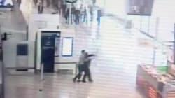 Des images montrent l'attaque à l'aéroport