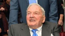 Mort du milliardaire David Rockefeller, dernier petit-fils de John