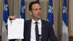 Cloutier dénonce l'«austérité