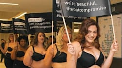 Women In Their Bras And Jeans Take Over Toronto For An Amazing