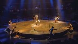 Akram Khan sur la scène circulaire de la Tohu à