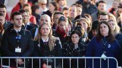 L'aéroport de Bruxelles se fige en hommage aux victimes des