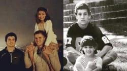 Queste foto mostrano la straordinaria somiglianza di Suri con la mamma Katie