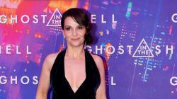 À la première de «Ghost in the Shell», Juliette Binoche vole la vedette à Scarlett