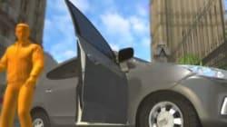 La ricostruzione in 3D dell'attentato a