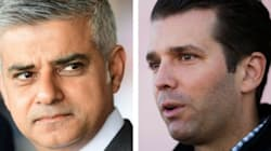 London Mayor Has No Time For Donald Trump Jr.'s
