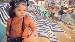 4歳で雑誌社と契約した少年フォトグラファーは、今日も写真を撮り続ける
