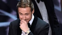 Ryan Gosling Explains Why He Laughed During THAT Oscars