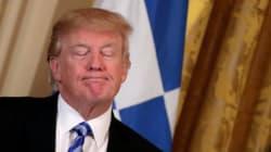 Un robot brûle tous les gazouillis de Donald