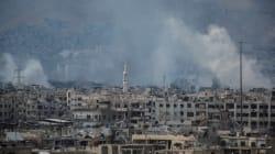 La guerre civile syrienne en