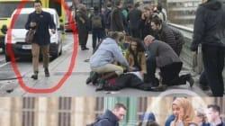 La ragazza con l'hijab sul ponte di Westminster mette a tacere tutti gli attacchi