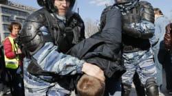 Cortei anti corruzione in tutta la Russia. Arrestato a Mosca il leader dell'opposizione