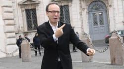Benigni si presenta da Mattarella: