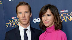 Benedict Cumberbatch And Sophie Hunter Welcome Second