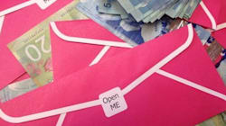 Envelopes Of Cash Hidden Around N.S. Town For Anyone To