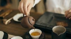 Un festival de thé à