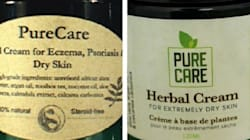 Health Canada Issues Warning Over Skin Cream For Babies And