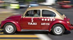 Mexico: la fin des taxis
