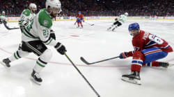 Le Canadien bat les Stars, Markov rejoint Guy