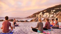 Un nouveau site web pour les Québécois fans des retraites de yoga et