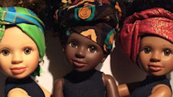 Canadian Mom Creates Diverse Doll Line For Children Of