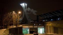 Stade olympique en