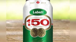 Labatt 50 Is Getting A New Look For Canada's 150th