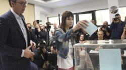 Serbie: le Premier ministre Vucic élu