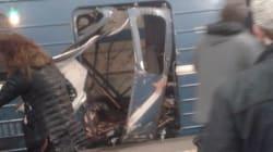 ロシアの地下鉄で爆発、10人死亡か 現場には黒い煙【画像・動画】