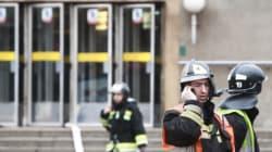Explosion mortelle dans le métro de