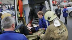 Saint-Pétersbourg: l'attentat kamikaze a fait au moins 14