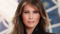 Melania Trump a-t-elle abusé de Photoshop pour son portrait