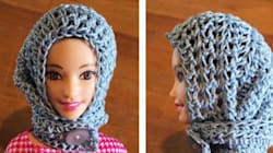 Kickass Mom Group Creates Mini Hijabs For
