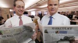 É-U: les effectifs des journaux ont baissé de 58% en 15